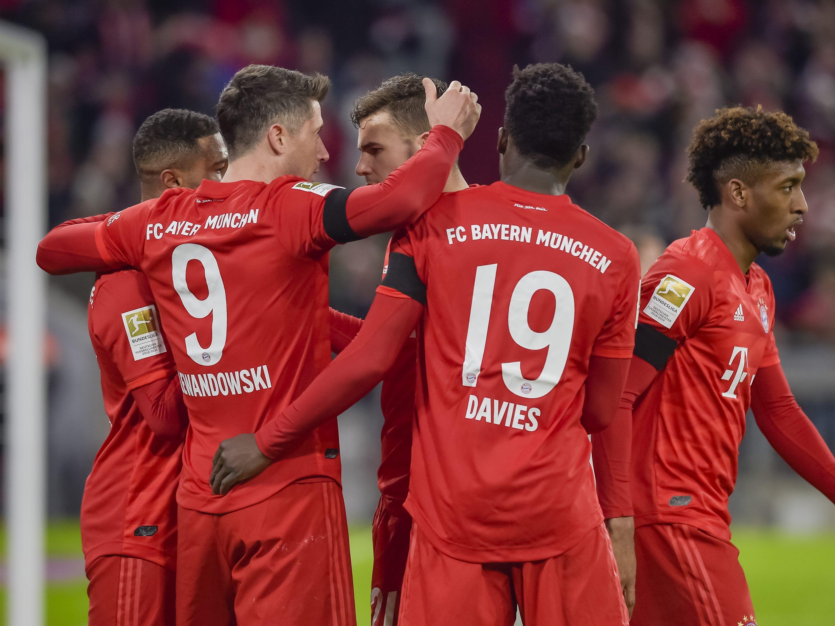 Bayern Los Ziehung Heute