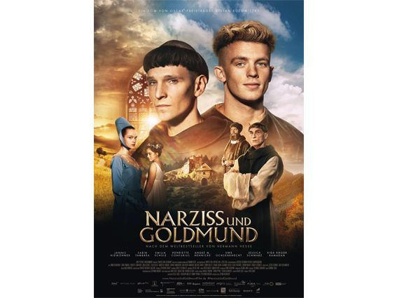 Narziss und Goldmund (2020)   Film, Trailer, Kritik