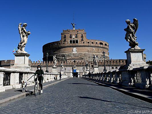 Italien verlängert Lockdown bis zum 13. April
