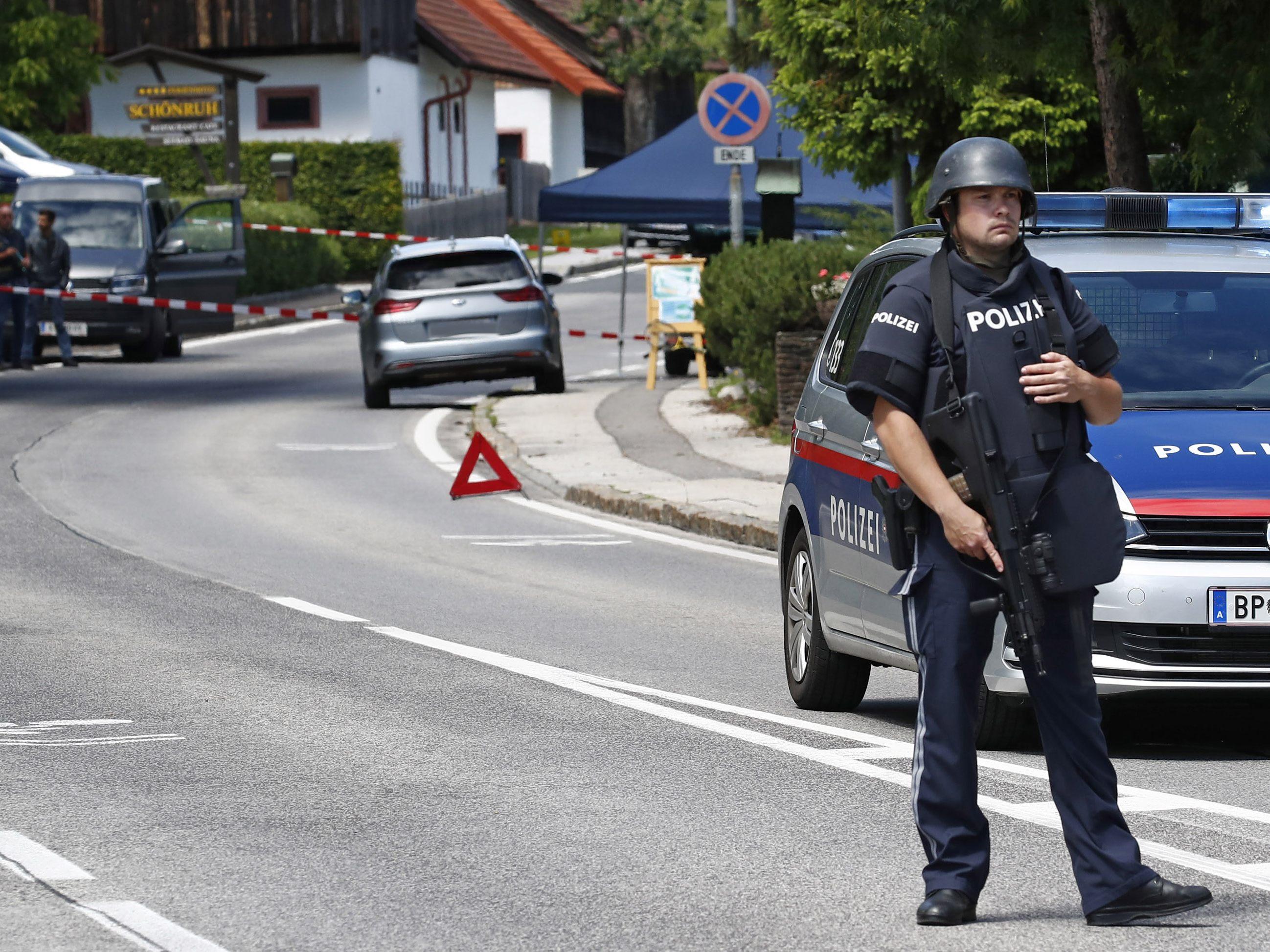 Österreich: Zwei Frauen in Kärnten getötet - Mann stirbt nach Schusswechsel mit Polizei