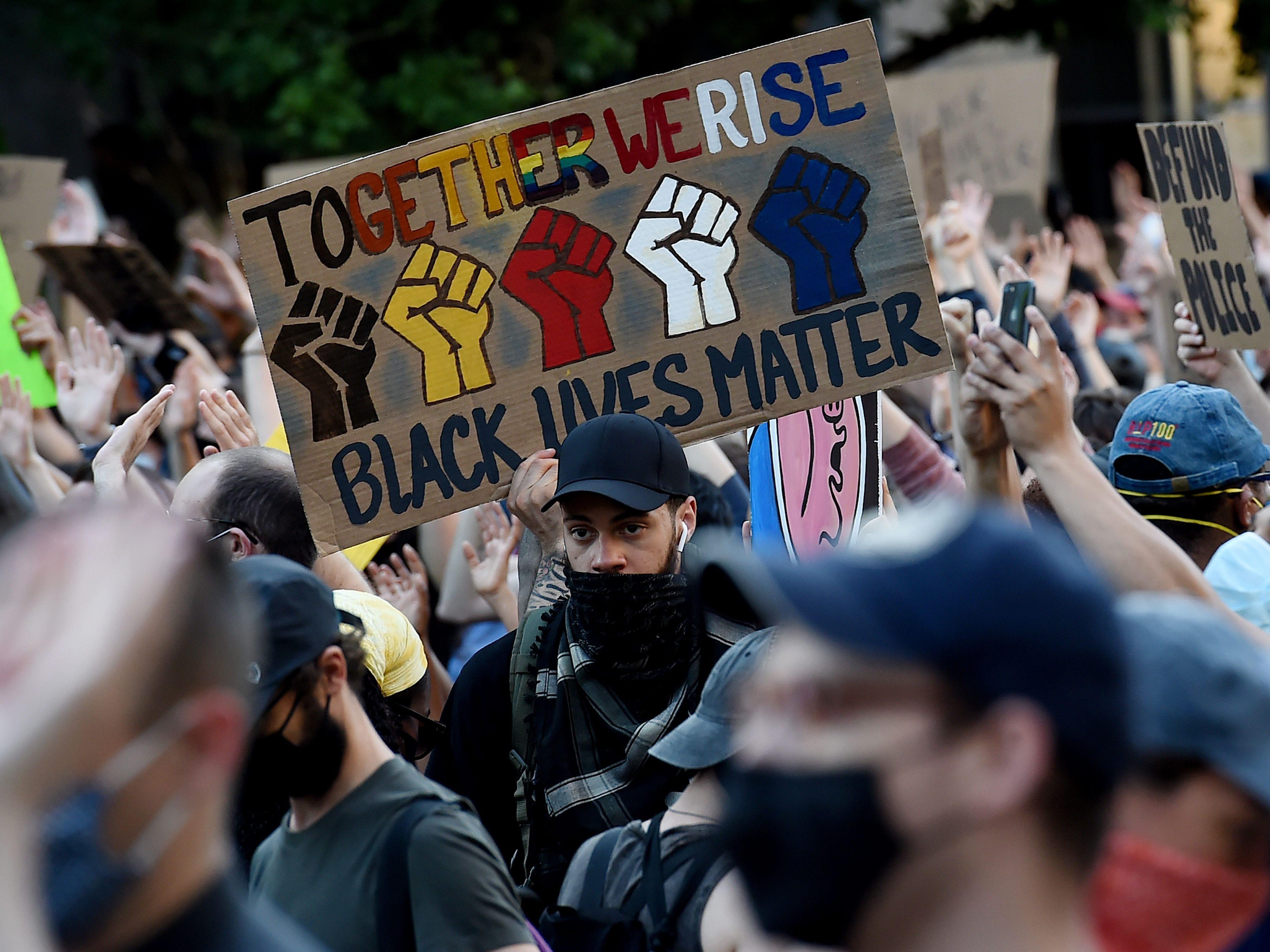 BlackLivesMatter in Wien: Demonstration am Donnerstag beim MQ ...