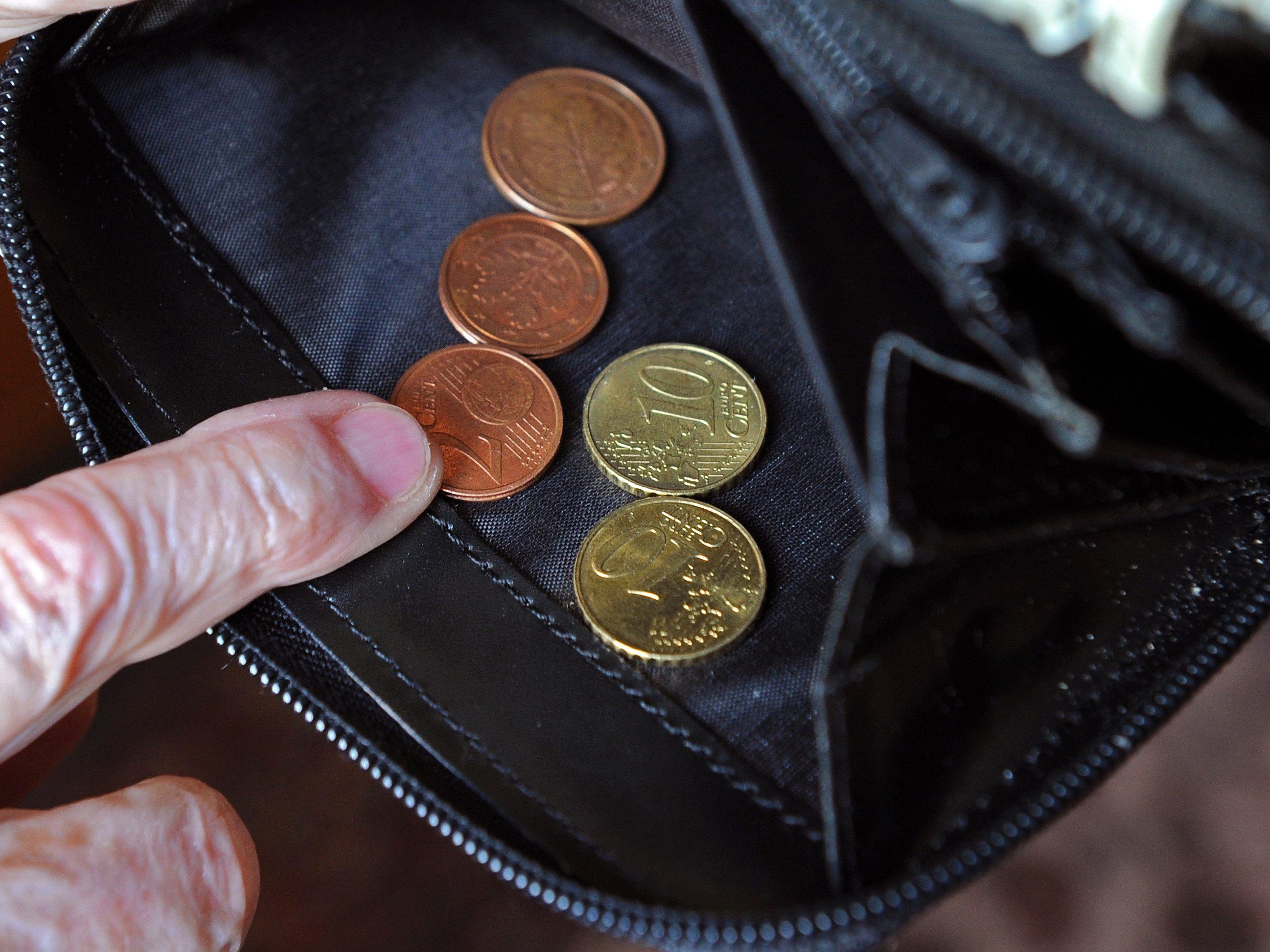 Wien: Frauen erhalten um 32,6 Prozent weniger Pension als