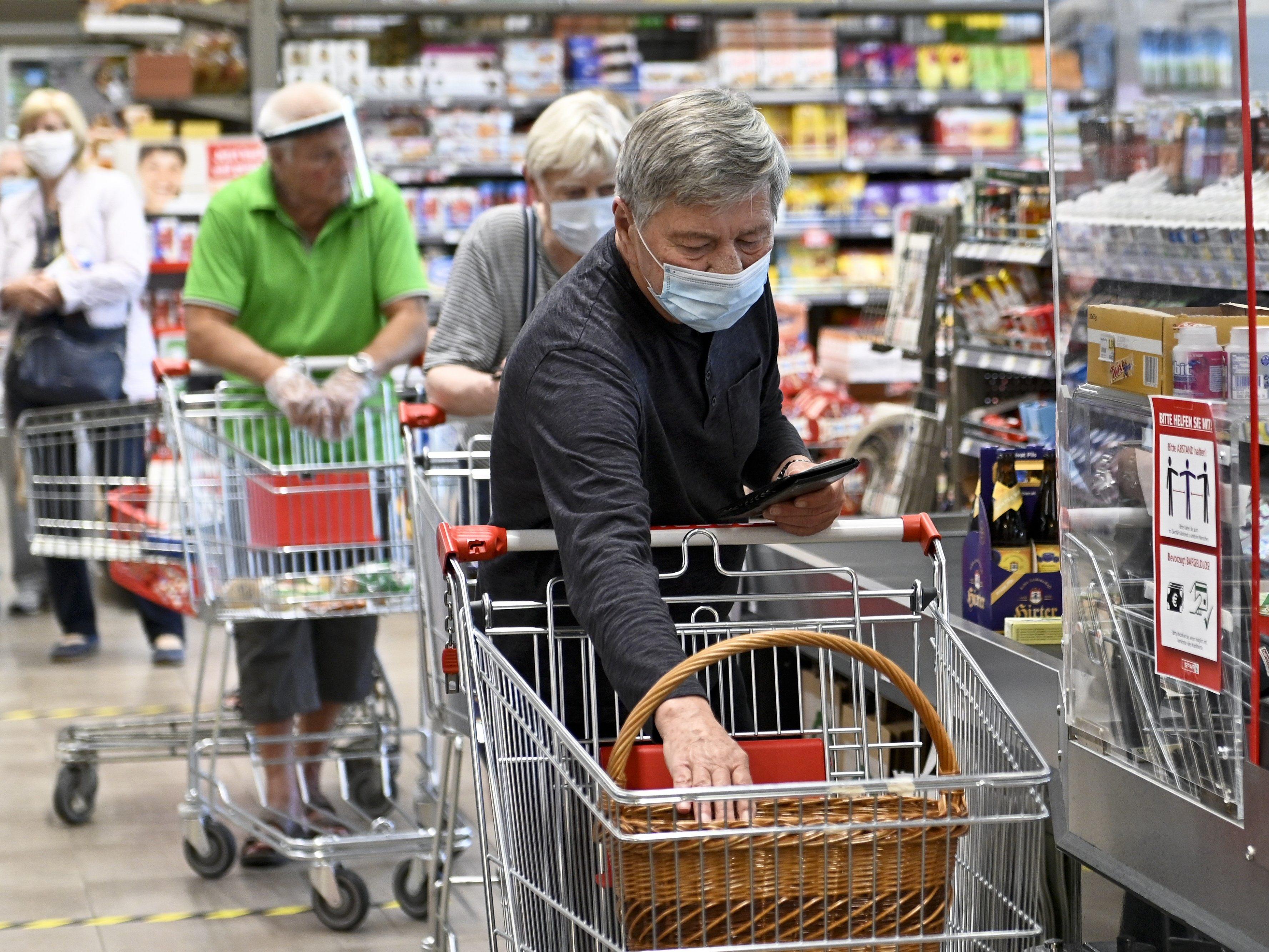 Schließung Von Supermärkten