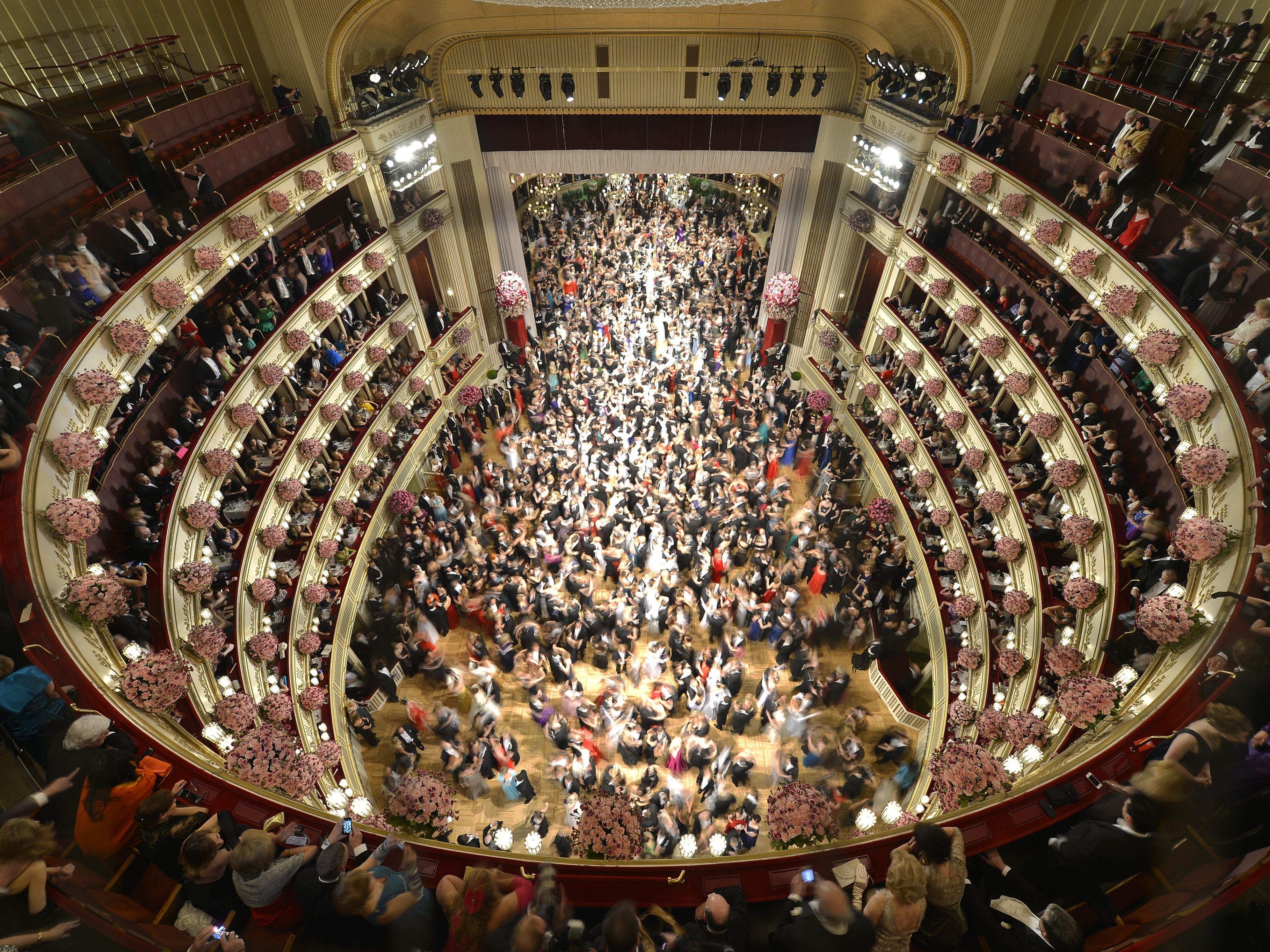 Wien Opernball 2021