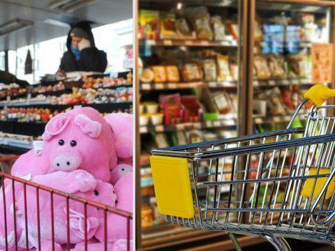 Silvester Einkaufen