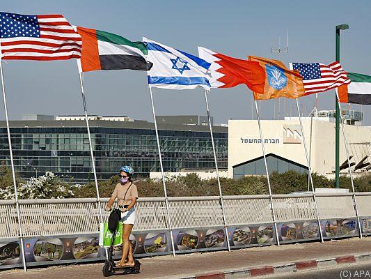 Israel eröffnet Botschaft in Vereinigten Arabischen Emiraten