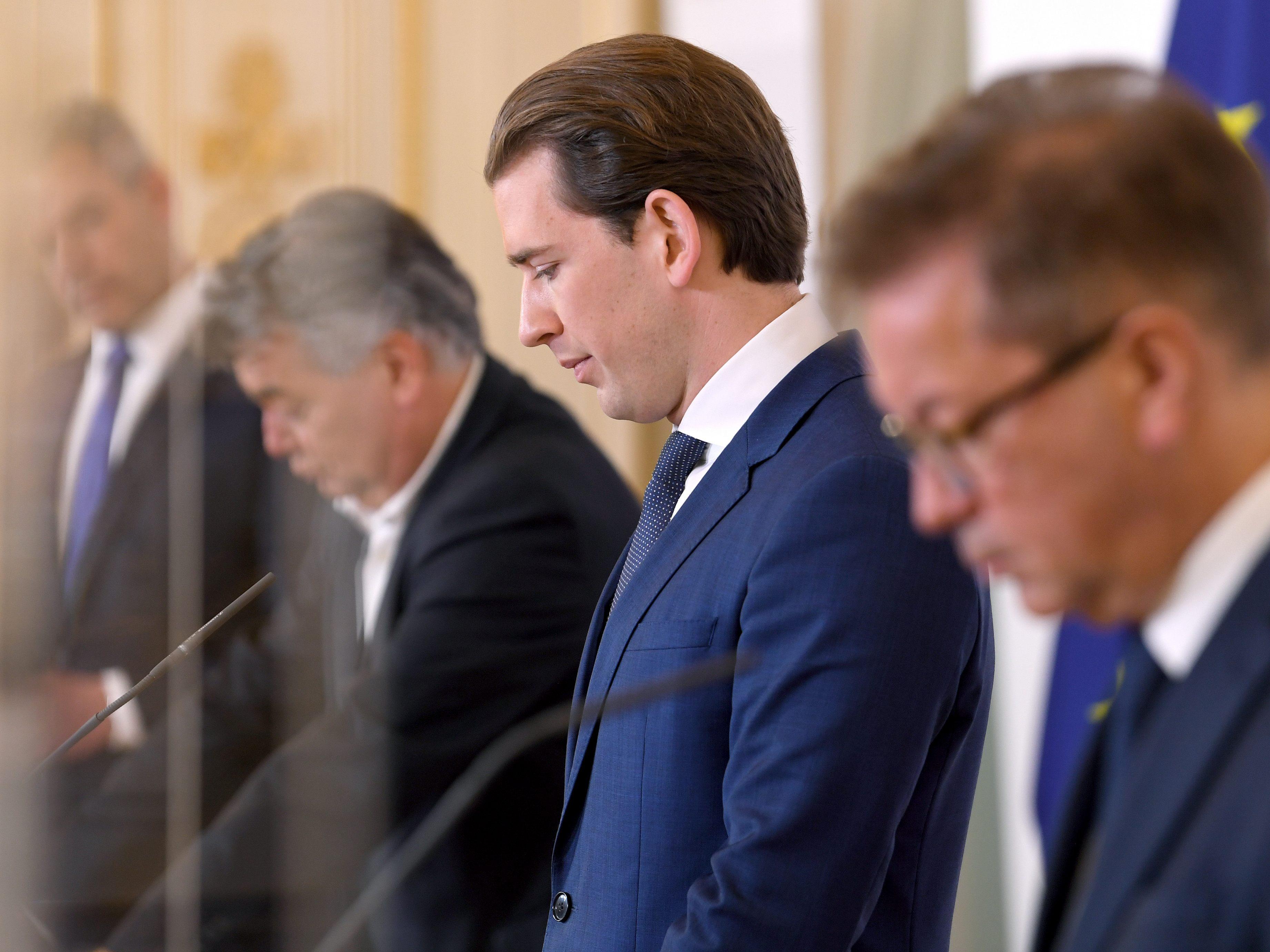 Ein Jahr Pandemie: Österreicher mit Corona-Politik immer unzufriedener