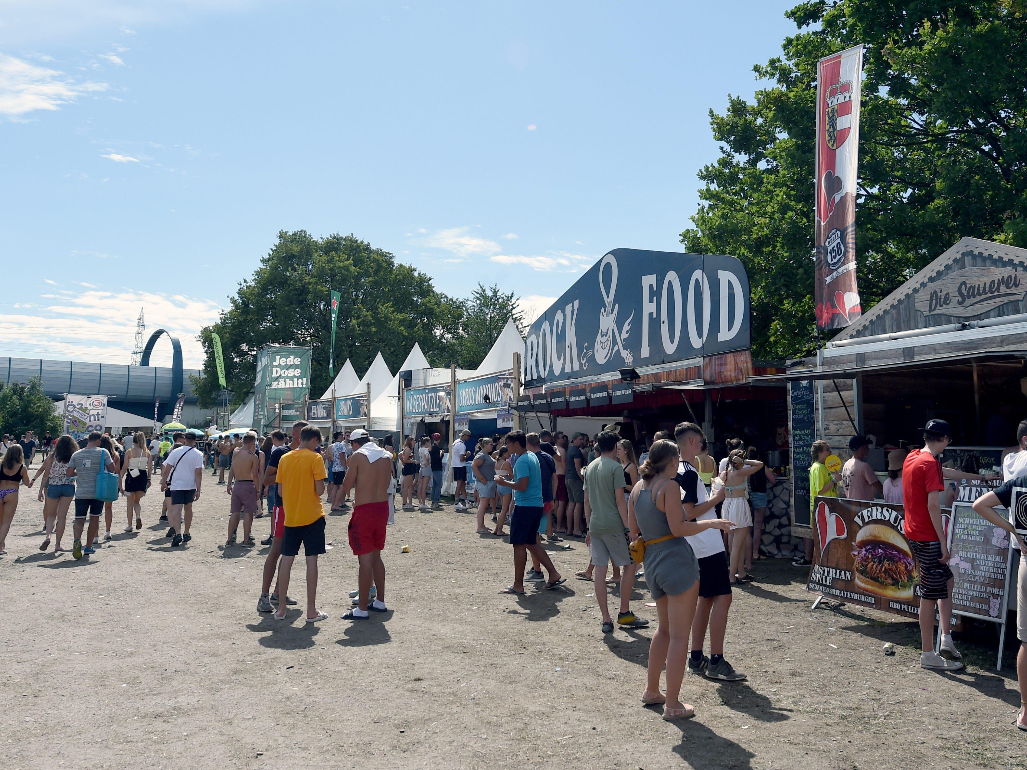 Anreise-Tipps zum Frequency Festival 2018 in St. Pölten